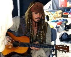 Love you  Jack Sparrow/Johnny Depp