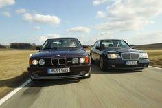 M5 E34 & 500E W124