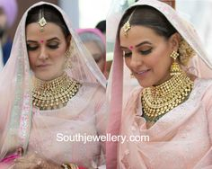 neha-dhupia-wedding-jewellery.jpg (816×651)
