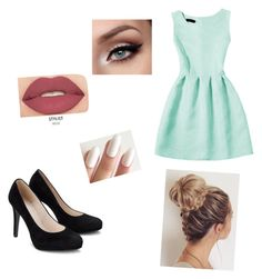 A fashion look from June 2016 featuring sleeveless dress, heel pump and liquid eyeliner. Browse and shop related looks. Bowling, Shoe Bag, Cute, Polyvore, Stuff To Buy, Shopping, Collection, Design, Women