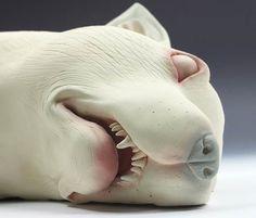 Odd Things – Les étranges sculptures d'Erika Sanada