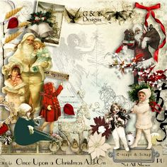 G & T DESIGNS ONCE UPON A CHRISTMAS ADD_ON