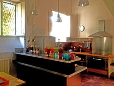 Detalle cocina. Agencia de comunicación Nuria March. #NMcom #loft #madrid