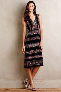 Brahea Stripe Dress