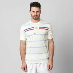 Acabei de visitar o produto Camisa Nike Seleção França Pre Match 12/13
