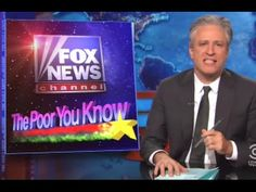Jon Stewart destroys Fox News scrooge Varney: 'How f*cking removed from ...