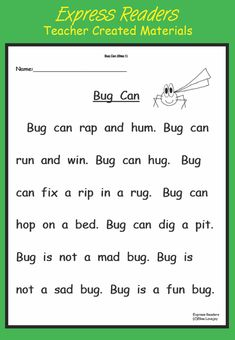 Free, printable, CVC word, short story and reading comprehension activity The Effective Pictures We Offer You About Reading Comprehension tagalog A quality picture can tell you many things. Reading Comprehension Activities, Phonics Reading, Reading Worksheets, Reading Passages, Comprehension Strategies, Kids Worksheets, Kindergarten Worksheets, Reading Practice, Reading Skills