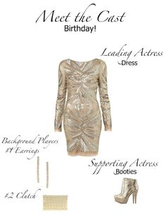 Perfect Birthday Girl Outfit!