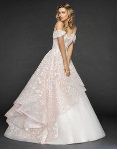 fb30c2a2ddbc Hayley Paige Bridal, Hayley Page Wedding Dress, Blush By Hayley Paige, Gown  Wedding