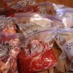 Part 2 – 1 Hour + 1 Mess = 5 Crock Pot Meals | Saving You Dinero