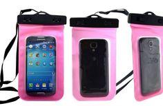 GroopDealz | Waterproof Cell Phone - 6 Colors! #groopdealz #waterproofcellphonecase #cellphoneaccessories #underwaterphonecases