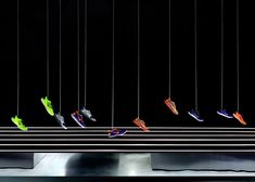 Nike Free 2013 installation by Studio at Large, Beijing