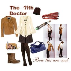 """""""The 11th Doctor"""" by ellia on Polyvore"""