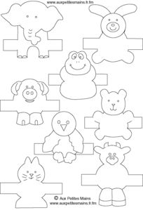 Trendy Animal Art Activities Coloring Pages Ideas Frog Crafts, Preschool Crafts, Diy And Crafts, Crafts For Kids, Paper Crafts, Felt Puppets, Puppets For Kids, Felt Finger Puppets, Finger Puppet Patterns
