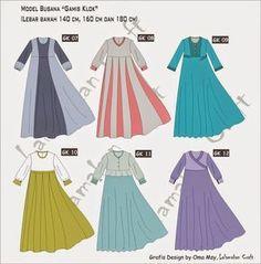 16 Best Gamis Images Hijab Fashion Abaya Designs Designing Clothes