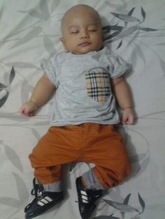 My baby boy style