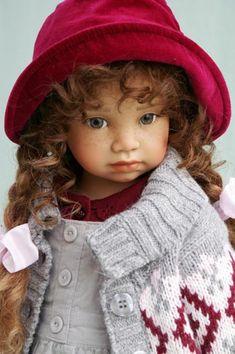 Beautiful  Angela Sutter doll
