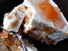 Tort cu crema de iaurt si gutui @FoodBlogs French Toast, Pie, Eggs, Caramel, Breakfast, Sweet, Desserts, Food, Canning