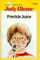 Freckle Juice Activities