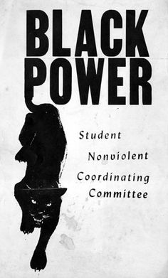 Black Power  Student Nonviolent Coordinating Committee
