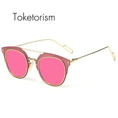 cb49184b42e Toketorism Ladys high fashion polarized sunglasses luxury women brand  designer lentes de sol mujer 2504-in Sunglasses from Women s Clothing    Accessories on ...
