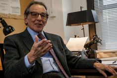 How does Robert Caro put his sweeping, majestic biographies together? It begins with a page in a notebook, a pen and patience, says Mr. Caro. In this absorbing interview, Mr. Caro speaks about reporting, the charting of eyeballs on screens, and how time = truth. — Jim Dwyer, Columnist, About New York