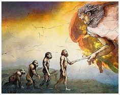 EVOLUCIONISMO E CRIACIONISMO: Vaticano: não há conflito entre fé e Evolucionismo...