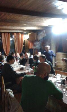 La Rete a Tavola a Monteleone di Puglia presso l' agriturismo La Cerasola