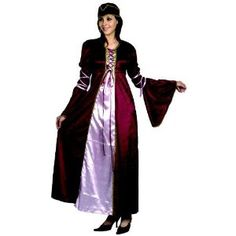 Value Costume: Renaissance Princess (Adult): Amazon.co.uk: Toys & Games