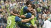 Major League Soccer names Seattle Sounders Nicolás Lodeiro, Román Torres to Week 33 Team of the Week