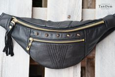 TanDem creates high quality lifestyle customs that will last - we promise and we believe - you and your bag is the perfect tandem! This bag is handcrafted with care and love and made from real leather. Inside lining is a waterproof. High quality metal crafts are included in the design.