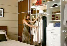 armários embutidos quarto - Pesquisa Google