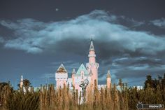 Nara Dreamland at night