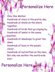mothers day letter 3 s day is on may 11th in 2014 would they a 28627