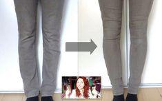 Passer d'une coupe de jean droite à slim !  Vidéo de La Fabrik de Fanny.