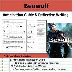 Bewoulf Fate Quotes?