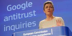 Google Appeals $2.7B Antitrust Fine Against European Commission