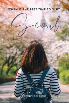 Wondering when is the best time to visit Seoul? Our step-by-step seasonal guide answers all your questions on when to go to Seoul & best months to visit. Bangkok Travel, Asia Travel, Seoul Itinerary, Visit Seoul, Japanese Street Food, South Korea Travel, Travel Pants, Chicago Restaurants, Warm Outfits