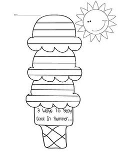FREEBIE:  3 Ways To Stay Cool in Summer                   3 Ways To Stay Warm in Winter Writing Prompts