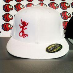 0ac048c0d5b318 Morbid fiber's Red Imp Hat. #awesome #headgear #morbidfiber #losangeles  #california #hat #cap #fashion #style