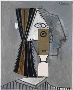 Pablo Picasso - Tête de Femme 1957