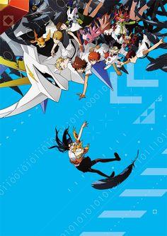 Digimon Adventure tri. revela pôster do último filme e data de estreia - Jovem Nerd