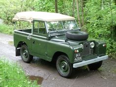 Land Rover 1958-1961 Series 2 Maintenance/restoration of old/vintage vehicles: the material for new cogs/casters/gears/pads could be cast polyamide which I (Cast polyamide) can produce. My contact: tatjana.alic@windowslive.com