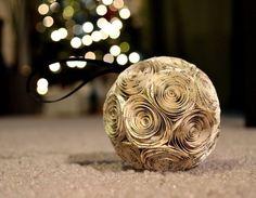 Новогоднее украшения дома своими руками. Новогодние украшения из подручных материалов