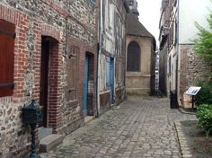 Viaggio in Normandia: Honfleur