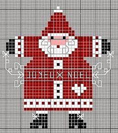 schema+facilissimo+a+punto+croce+tema+Natale+5.jpg (263×297)