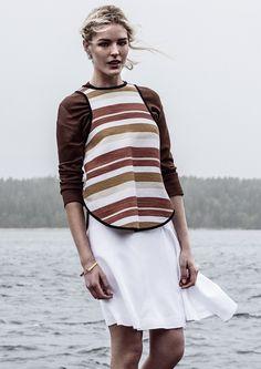 """Rainy Summer"" Stylist: Ulrika Lindqvist Photographer: Karl & Kristof Hair: Karolina Danielson Makeup: Martin Sundqvist Model: Linnea R/Stockholmsgruppen"