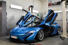 My name is P1 ... McLaren P1