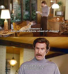anchorman 7 Who cant quote Anchorman? (22 photos) oh Baxter you are my little gentleman