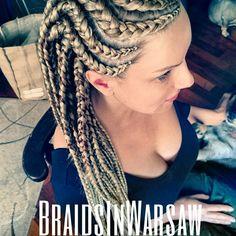 cornrows braids hairstyle on Instagram